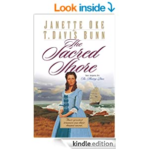 The Sacred Shore (Song of Acadia Book #2): Book 2