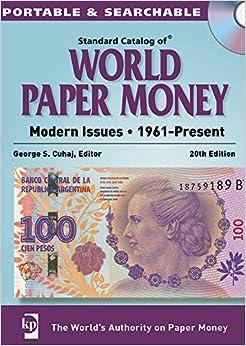 Standard Catalog of World Paper Money - Modern Issues CD: 1961-Present