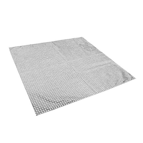 Zicac Baby High Chair Floor Mat Protector Washable Splat Mat (Gray) (Baby Food High Chair compare prices)