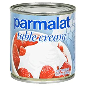 Parmalat table cream units pack for 10 table cream