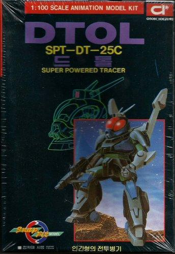 Dtol Super Powered Tracer Model Kit