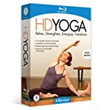 HD Yoga (4-disc set)