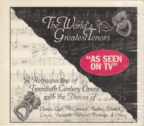 The World'S Greatest Tenors