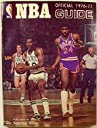 Official NBA Guide, 1976-77, National…