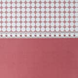 Dolls House Wallpaper - Teapot Tiles Terracotta