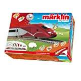 Marklin HO Gauge My World Belgian Thalys High Speed Train Starter Set