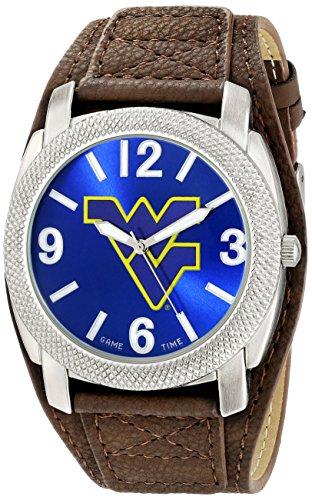 "Game Time Men'S Col-Def-Wvu ""Defender"" Watch - West Virginia"
