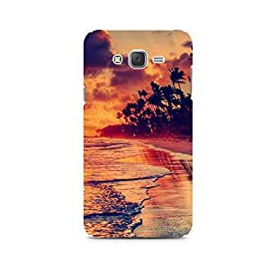 TAZindia Designer Printed Hard Back Case Cover For Samsung Galaxy J1 2016