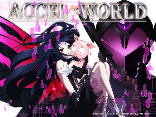 Accel World, Season 1, Vol. 1