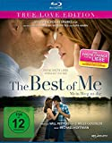 DVD Cover 'The Best of Me - Mein Weg zu dir - True Love Edition [Blu-ray]