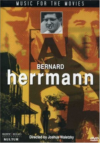 Music for Movies: Bernard Herrmann [DVD] [Region 1] [US Import] [NTSC]