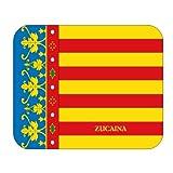 Valencia (Comunitat Valenciana), Zucaina Mouse Pad
