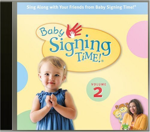 Baby Signing Time! Vol. 2 Music CD