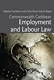 img - for Commonwealth Caribbean Employment and Labour Law (Commonwealth Caribbean Law) book / textbook / text book