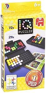 Smart Games - SG LP 101 - Jeu de voyage - Iq Puzzler - Jeu De Réflexion Et De Logique  - en 2&3D