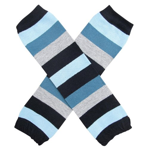 Prep Navy Blue U0026 Gray Stripe U2013 Leg Warmers U2013 For Infant U2013 Clothing For Baby Boys