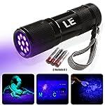 LE� Ultraviolett LED UV Taschenlampe...