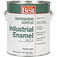 - W66T00104-16 Do it Best Waterborne Industrial Enamel-GLS NEUTRAL BS LTX PAINT