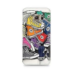 Mobicture Colorful Triangles Premium Printed Case For Nokia Lumia 730