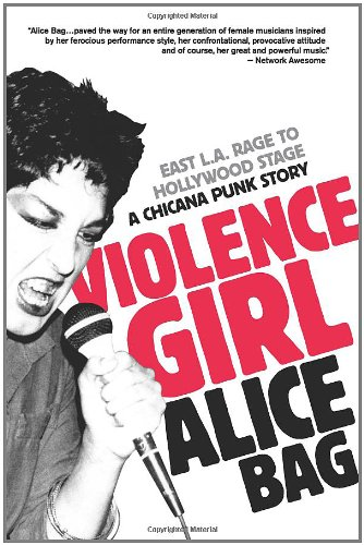 Violence Girl Hollywood Stage Chicana