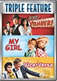 Lost in Yonkers & My Girl & Vice Versa [DVD] [Region 1] [US Import] [NTSC]