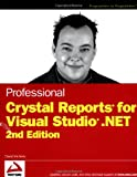 David McAmis Professional Crystal Reports for Visual Studio .Net 2nd Edition