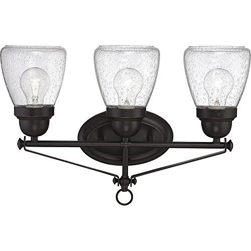 nuvo lighting laurel 3 light bathroom vanity light - Nuvo Lighting