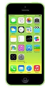 Apple iPhone 5C Smartphone débloqué 4G (4 pouces - 16 Go - iOS 7) Vert (Import Europe)