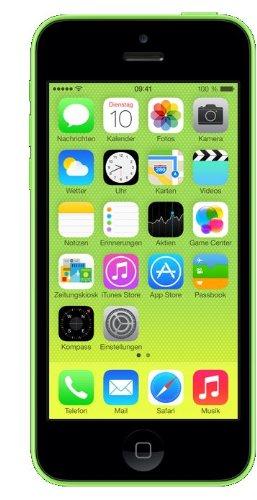 Apple iPhone 5C 16GB - Green - T-Mobile, Orange, EE, Virgin Networks Only