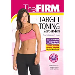The Firm: Target Toning: Zero-In-Ten