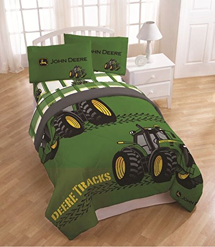 Farmall Tractor Bed Set : John deere bedding for a farm themed bed