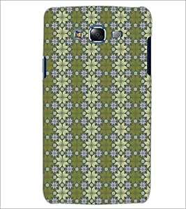 PrintDhaba Pattern D-5257 Back Case Cover for SAMSUNG GALAXY J7 (Multi-Coloured)