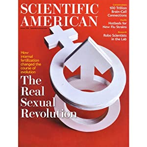 Scientific American, January 2011 | [Scientific American]