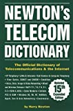 img - for Newton's Telecom Dictionary 15 Ed 15th edition by Newton, Harry, Horak, Ray (1999) Paperback book / textbook / text book