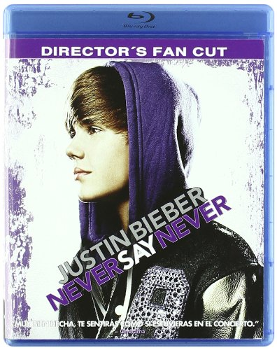 Justin Bieber: Never Say Never (Blu-Ray) (Import Movie) (European Format - Zone B2) (2011) Documentary; Justin