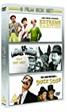 The Three Stooges: Extreme Rarities/Way Out West/Duck Soup [DVD]