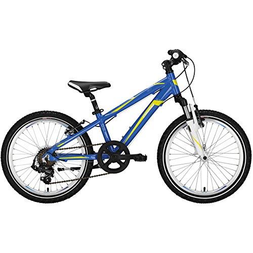 Conway MS 100 20 Zoll/26 cm blau/gelb Mountainbike