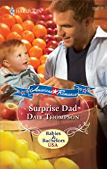 Surprise Dad (Harlequin American Romance Series)