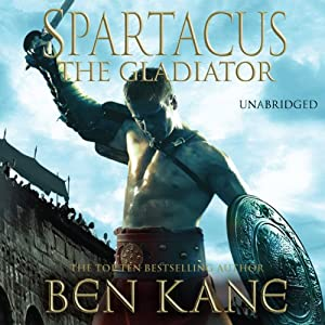 Spartacus: The Gladiator Audiobook