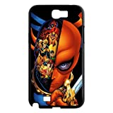 Vcapk The Villain Deathstroke the Terminator vs Teen titans-Red Robin Superboy Kid Flash Wonder Girl Samsung Galaxy Note 2 II N7100 Hard Plastic Phone Case