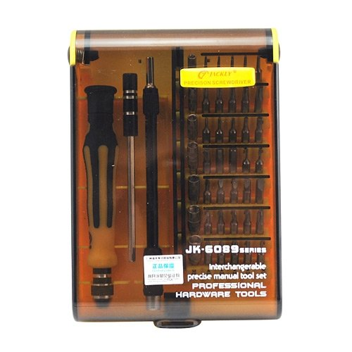 Siam Circus 45 in 1 Interchangeable Precise Screwdriver Tools for Electronics JK-6089