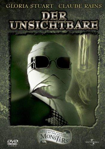 Der Unsichtbare - Monster Collection