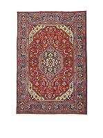 Eden Carpets Alfombra M.Tabriz Rojo/Multicolor 292 x 197 cm