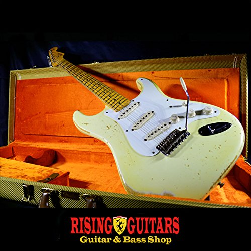 Fender Custom Shop 1957 Stratocaster / Vintage White Heavy Relic ストラトキャスター エレキギター