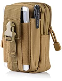 Gmin 600D Compact Multi-Purpose Tactical Utility Gadget Pouch Tools Waist Bag Pack Tactical Molle Pouch EDC Utility...