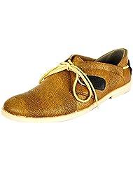 KINTL Men's Tan Synthetic Casual Shoes