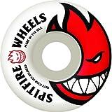 Spitfire Bighead White Skateboard Wheels - 54mm