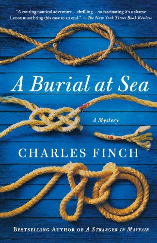 A Burial at Sea (Charles Finch Mysteries) PDF