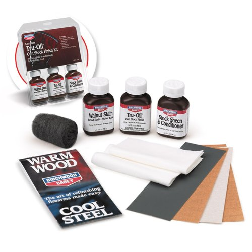 Birchwood Casey Tru-Oil Stock Finish Kit (Pro 4 Service Course compare prices)