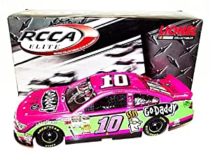 Buy AUTOGRAPHED 2013 Danica Patrick #10 GoDaddy Racing Team PINK (Sprint Cup Series) 1 24 Lionel RCCA Elite NASCAR Gen 6... by Trackside Autographs